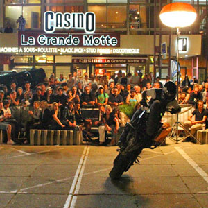 Photos Stunt Casino Partouche La Grande Motte - Team CO2