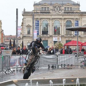Photos Stunt Com�die Montpellier, The Can