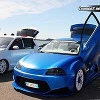 Photos GTI Tuning du Sud 2012 Cap d'Agde - Team CO2 Stunt moto